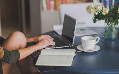 Ako efektívne zvládnuť prácu z domu?