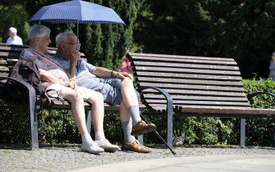 Dôchodky na Slovensku